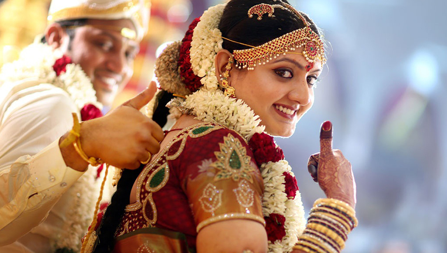Tamil Bride Groom