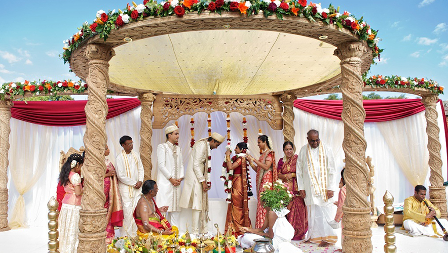 Tamil Wedding Venue